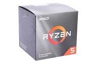 Процессор AMD Ryzen 5 3600X BOX Wraith Spire cooler